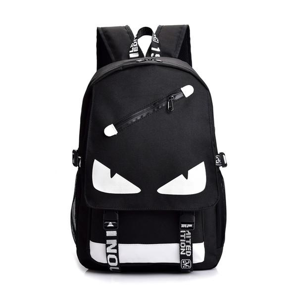 New fa hion brand de igner backpack luxury outdoor traveling letter printed chool bag for men women tudent backpack double houlder bag