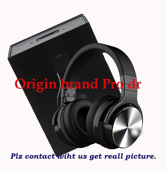 2019 gute qualität herkunft marke Pro Dr Over-Ear Aktiv Geräuschminderung Kopfhörer DJ stereo gaming Headsets sound Kopfhörer Heavy Bass Gaming