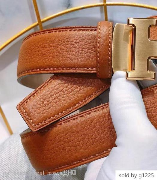 Металл Автоматическая пряжка пояса Лучшие мужские кожи способа конструктора женщин Ремни Камера Ремешок Waistband