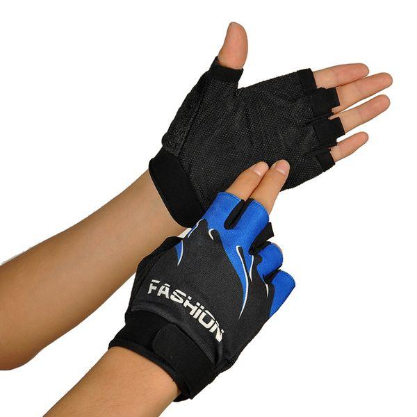 Outdoor Sports Bicycle Cycling Biking Hiking Gel Half Finger Fingerless Gloves Breathable Motorcycle Mtb Road Bike Gloves
