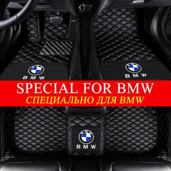 best selling 5D Fashion Design Luxury Surround Custom Fit Car Floor Mats for BMW 118i 120i 125i 130i 220i 228i 318i 320d 320i 328i 330ci 520i 520d 750li