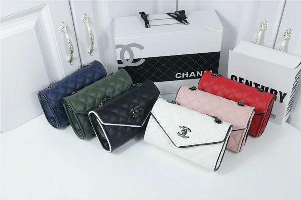 Bolso clásico de las mujeres, serie pequeña de moda, mamá caliente, bolso de cadena de señora, elegante a granel, corrugado, cuero, bolso de hombro, bolsos, bolso 00