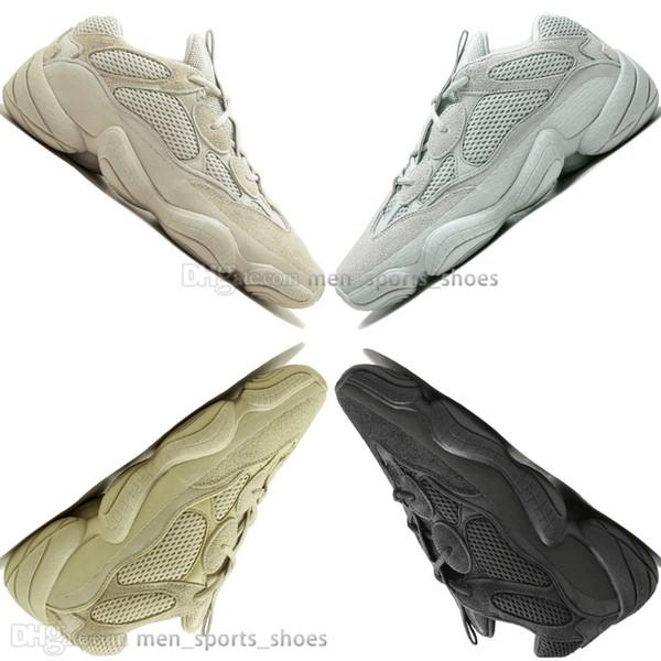 new 500 desert rat blush 500s salt super moon yellow utility black mens running shoes for men women sports sneakers designer trainers