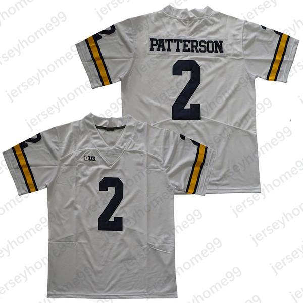 2 Shea Patterson / Branco
