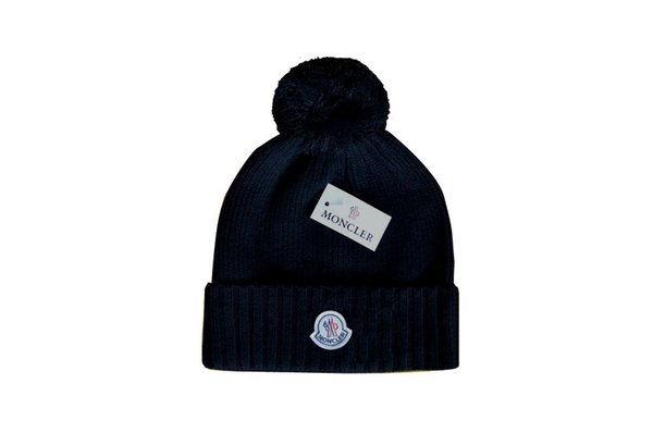 Brand Fashion Winter Skullies Beanies Knitted Women Men Hats Solid Color Winter Beanies Hats Head Accessories