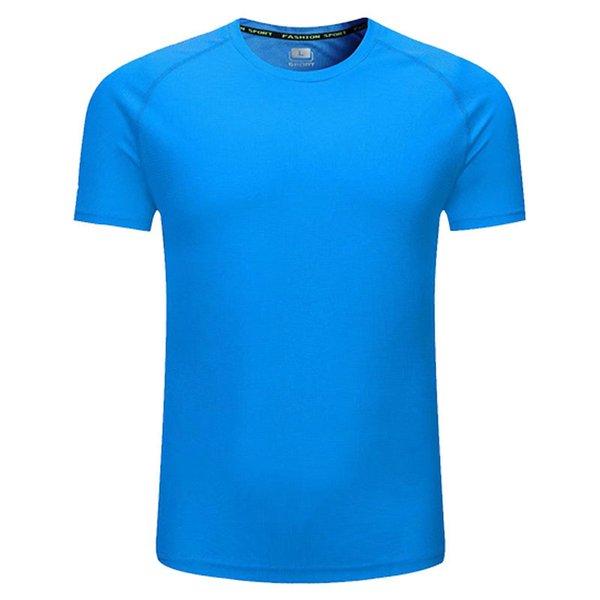 vendita calda 4color 2019 Nuova buona qualità del progettista del Mens maglie rapida asciugatura Tee Shirt Slim Fit Tops Nuove maglie-59