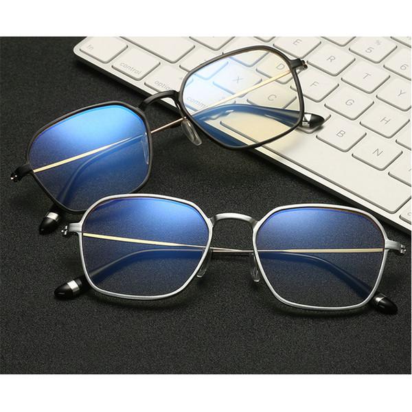 Алюминий магний Анти синие лучи компьютерные очки Blue Light Coating Игровые очки для защиты компьютера Очки FML