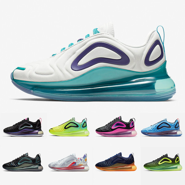 Cheap Volt Spirit Teal OG Running shoes men women Pale Vanilla Mens trainers Be True Obsidian French Inspired Sports sneakers 5.5-11