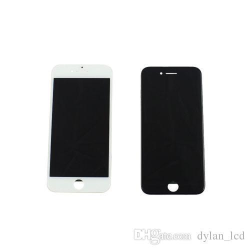A + + + Ücretsiz DHL için Yüksek Kaliteli Ekran için Geçerli iPhone 8 LCD Ekran Dijital Dönüştürücü Uygulanabilir