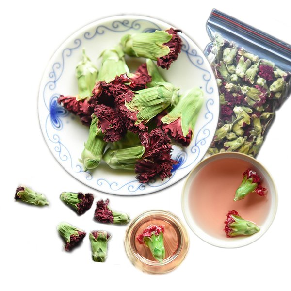 Chinois Spécialité Tisane Yunnan sec Carnation Fleurs Bagged Nouveau thé parfumé thé soins de santé Fleurs de première qualité en santé vert alimentaire