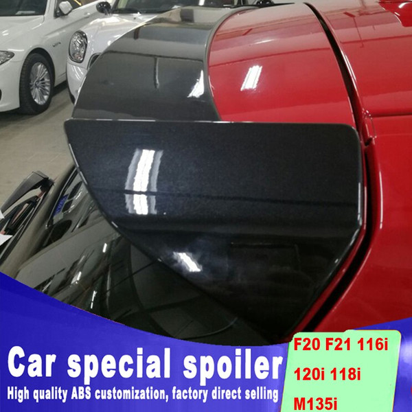 F20 F21 116i 120i 118i M135i 2012 to up Universal spoiler for BMW F20 F21 116i 120i 118i M135i high quality DIY paint spoiler