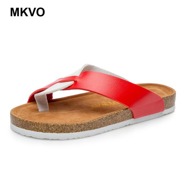 2019 Summer Slippers Women Casual Massage Durable Flip Flops Beach Sandals Female Wedge Shoes Mixed colors Lady Room Slippers
