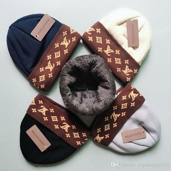 WuTang Beanies New Fashion Winter WU TANG CLAN For Women Men Hiphop Knitted Hats Wool Caps