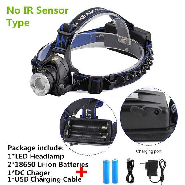No Sensor DC 02