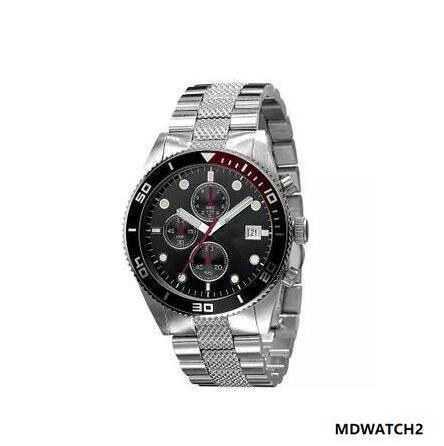 Luxus-Mode, Freizeitgeschäft heißen Verkauf freien Verschiffen des Sport ar5855 exquisiten Quarz-Chronograph-Uhr Herren-Uhr