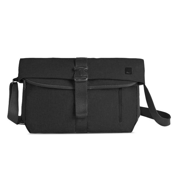 CAI Messenger Shoulder Bag Crossbody Mini Casual 14 inch Laptop School Bags for Teenager Boys Girls Travel Handbags Men