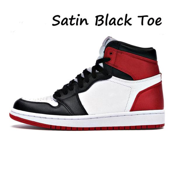 40-46 Satin Black Toe