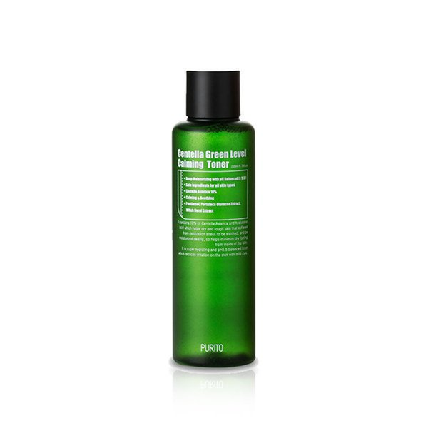 centella green level calming toner 200 ml moisturizing toners facial skin care oil control for ing