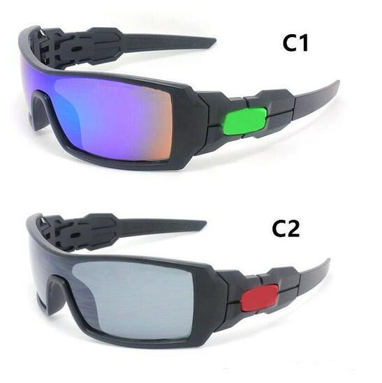 Popular Printed Sunglasses for Men and Women Outdoor Sport Sun Glass Eyewear Designer Sunglasses Men Fashion Glasses AAA++++ 10 pcs