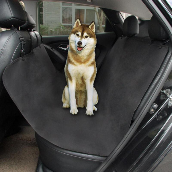 Dog Car Protector >> Nterior Accessories Automobiles Seat Covers Vodool Waterproof Pet Cat Dog Car Rear Back Seat Cover Protector Mat Auto Travel Blanket Hamm Infant