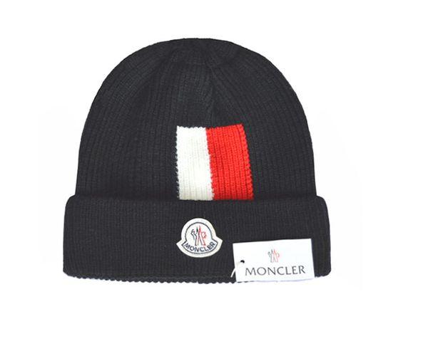 Bobble Hats beanies gorra unisex los cientos Nuevo sombrero de invierno de alta calidad pompones sombreros de punto hechos de