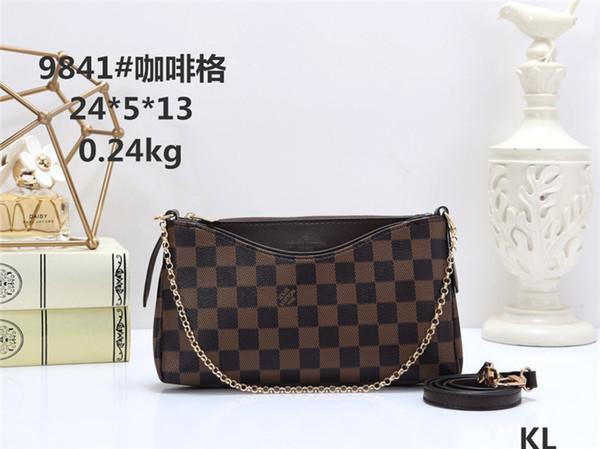 Diseñador de las señoras bolso de hombro de alta calidad de moda totes bolso de la cadena de teléfono carteras bolsas de mensajero bolso de embrague