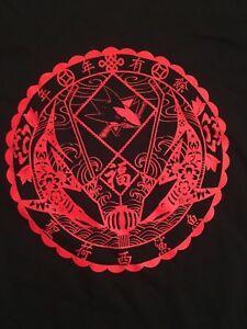T-shirt officiel du Nouvel An lunaire chinois 2019 NOUVEAU Taille jamais portée