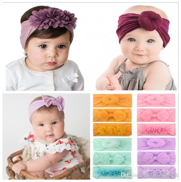3pcs//Set Toddler Kids Baby Girls Headband Headdress Kids Hair Band Headwear Set