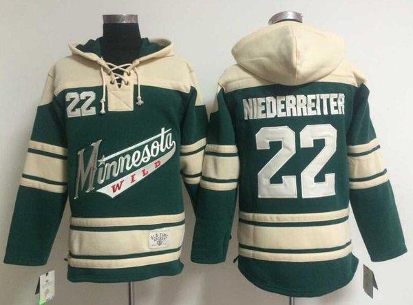 # 22 Niederreiter Green