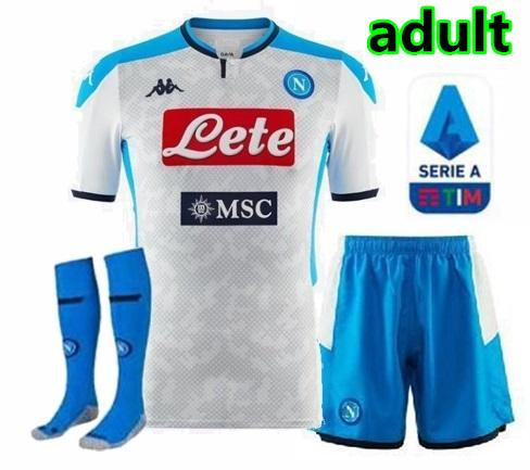 Loin 19/20 kit adulte + Serie A Patch