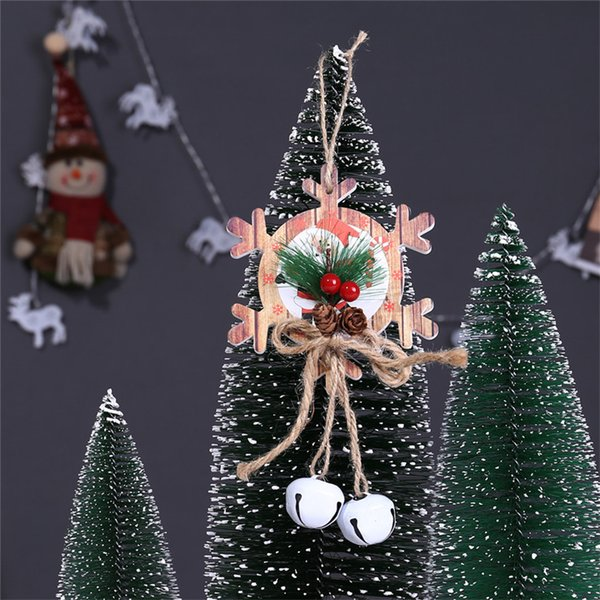 New 1PC Christmas Decor Gifts Pendant Tree Ornament Xmas Party Home Hanging Decoration Christmas Decoration 30