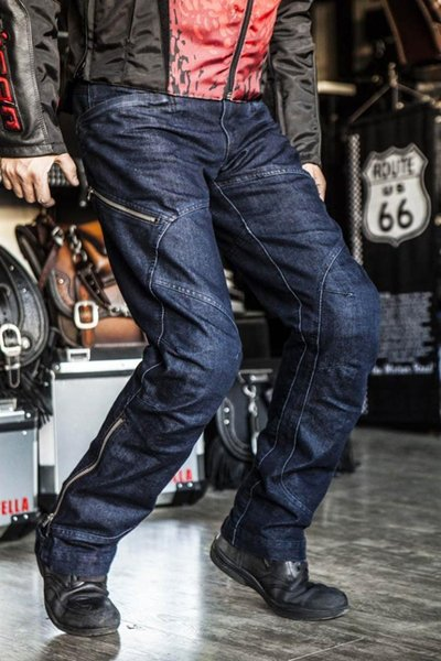 Motorcycle Jeans Casual Jeans Offroad Trousers Offroad Motorcycle Trousers Riding Built-in Protective Gear