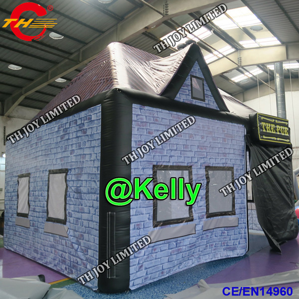 best selling inflatable pub tent for sale portable inflatable party event tent cheap air irish pub tent rooms indoor outdoor irish bar shelter beer inns