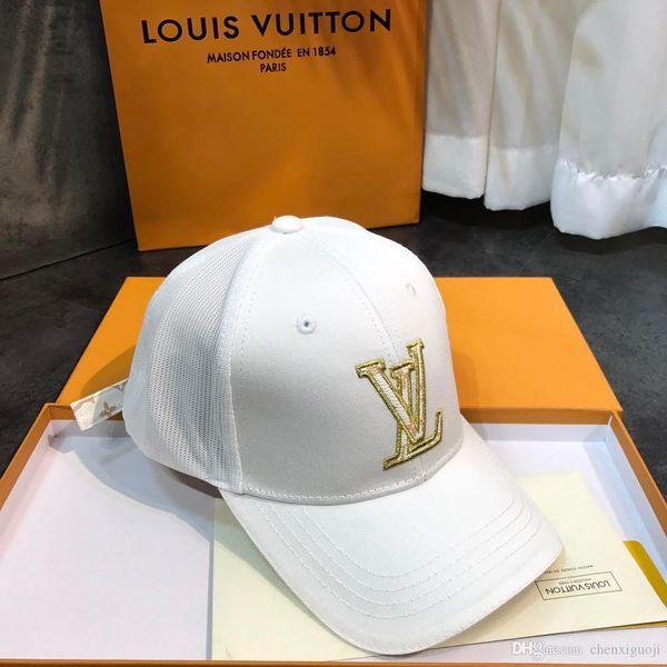 L008, 2019 şapkalar, şapkalar, beyzbol şapkaları, gündelik güneş şapkaları, Mektup baskısı. ayarlanabilir. Çift modelleri.