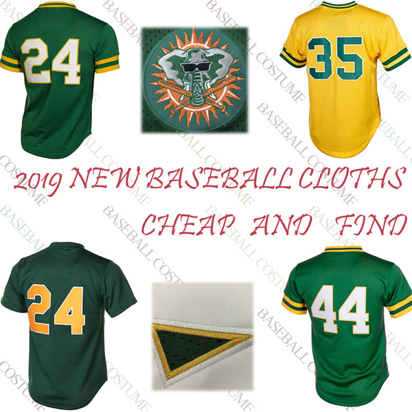 2018~2019 New Baseball jersey embroidery logo cheap and fine can be customized whould you choose me