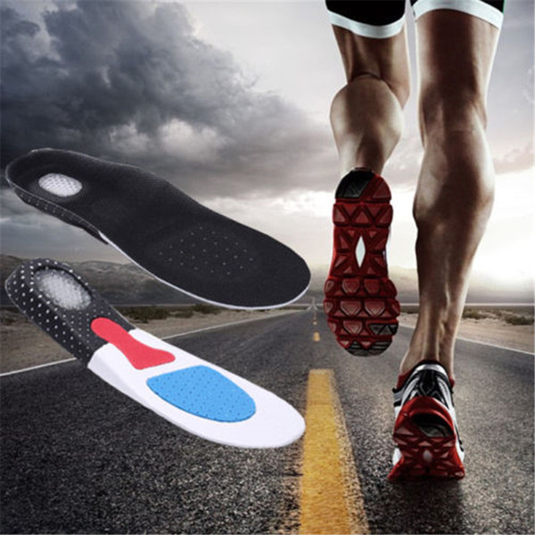 Tabanlık Arch Destek Sıcak Yastık Running 2020 Sıcak Yumuşak Taşınabilir Spor Ayakkabı Pad WomenMen Jel Ortez