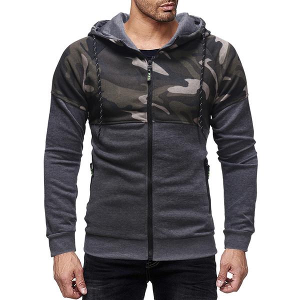 MJARTORIA Männer Hoodie Hip Hop Street Sweatshirts Skateboard Unisex Pullover Männer Camouflage Hoodies Plus Size Jacke Streetwear