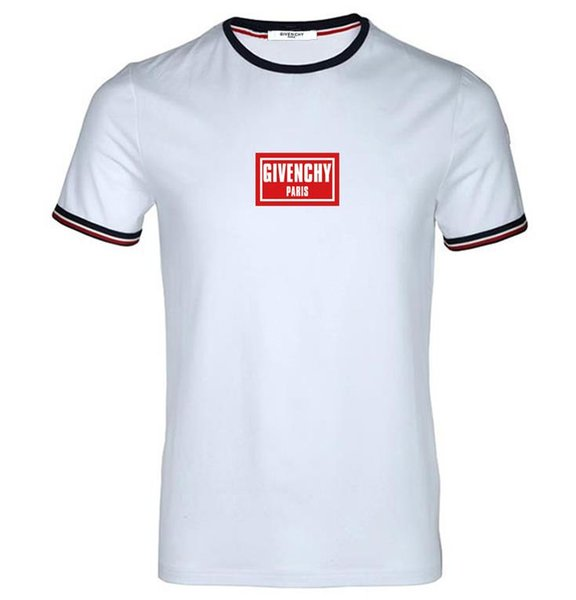 15 color GV designer luxury T-shirt, super soft fabric, 2019 hot hot style, small square print polos for men and women, T-shirt T-shirt
