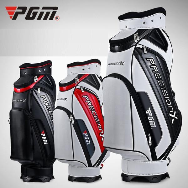 Juego de golf completo Bolsa de golf Bolsa de carrito de golf Impermeable Bola antifricción Gran capacidad Espesar Bolsas de aire con paquete de ruedas D0079