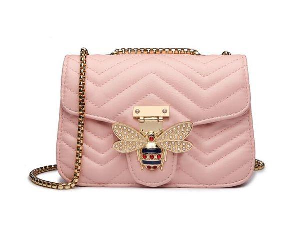 Chain Shoulder bags for women 2019 Luxury Handbags Women Bags Designer Famous Brands Messenger Ladies Leather Handbag Sac A Main NWW27