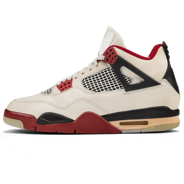 4 Fire Red 40-47