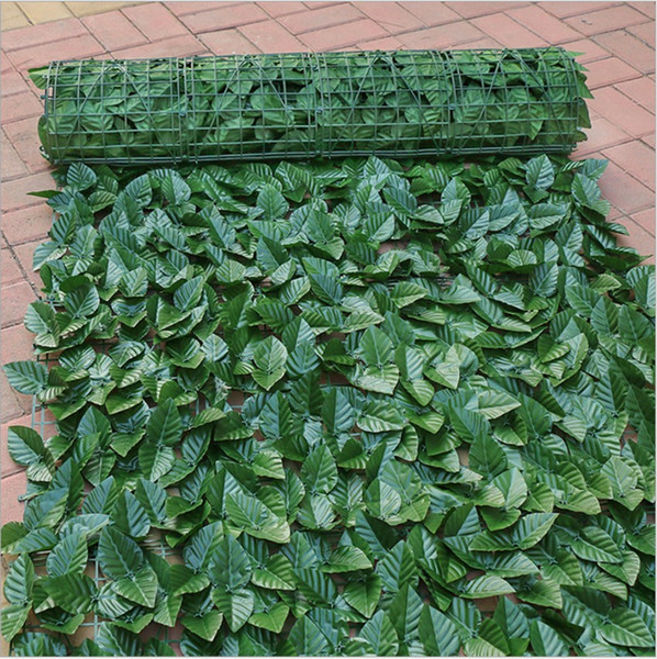 3 Meters Artificial Boxwood Hedge Privacy Ivy Fence Outdoor Garden Shop Decorative Plastic Trellis Panels Plants