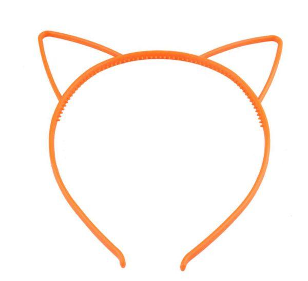 Cat Ear Headbands Children Hairpin Jewelry Plastic Hairband Accessories