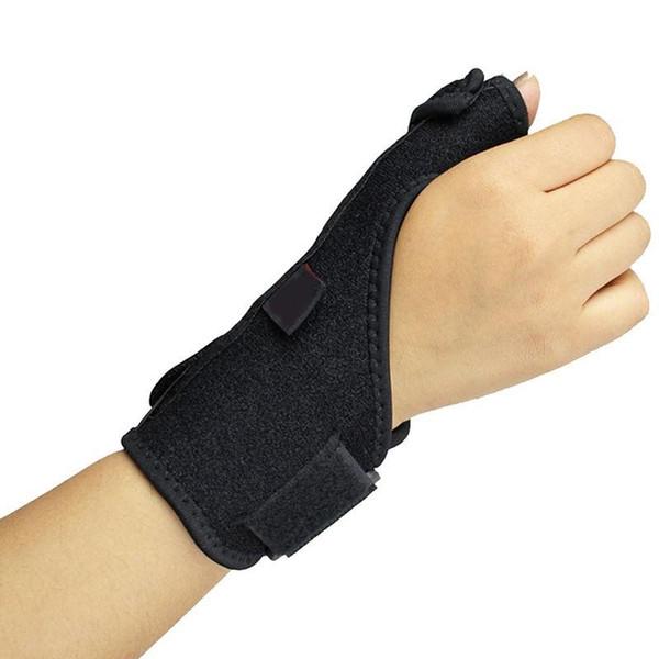 Maxkare Sport Support Guard Wrist Brace Splint Stabiliser Sprain Arthritis Thumb Sport Safety Wrist Strap Left/Right Hand