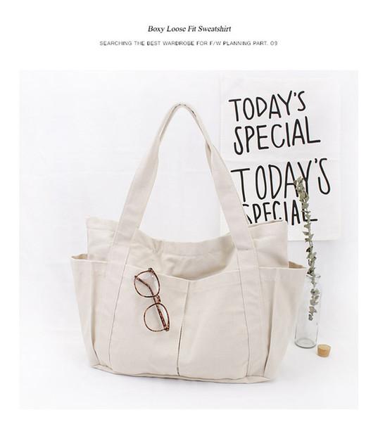 2019 nouveau master design art sac en toile sac de loisirs sac à main sac à bandoulière de grande capacité à la mode # 41