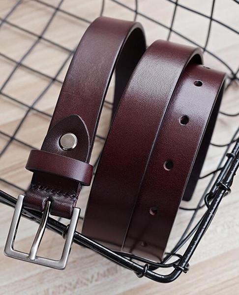 ceinture mens de la marca correa correas de lujo para las mujeres enuine correas de cuero para los hombres desiner correas de los hombres de calidad hih hebilla N waistband2018