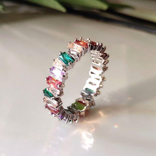 Платиновый бриллиант радуги