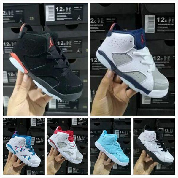 2019 Детская роскошная обувь Triple-s Дизайнерские кроссовки Childre Повседневная обувь для мальчиков, кроссовок, размер 28-35