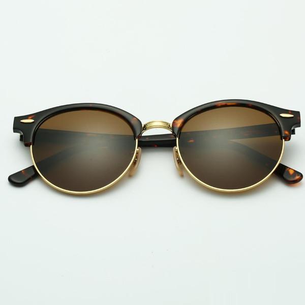 Блестящие 1160 черепаха-коричневый стеклянный объектив