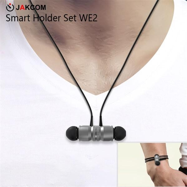 JAKCOM WE2 Wearable Wireless Earphone Hot Sale in Headphones Earphones as pen drive ship power socket magnets